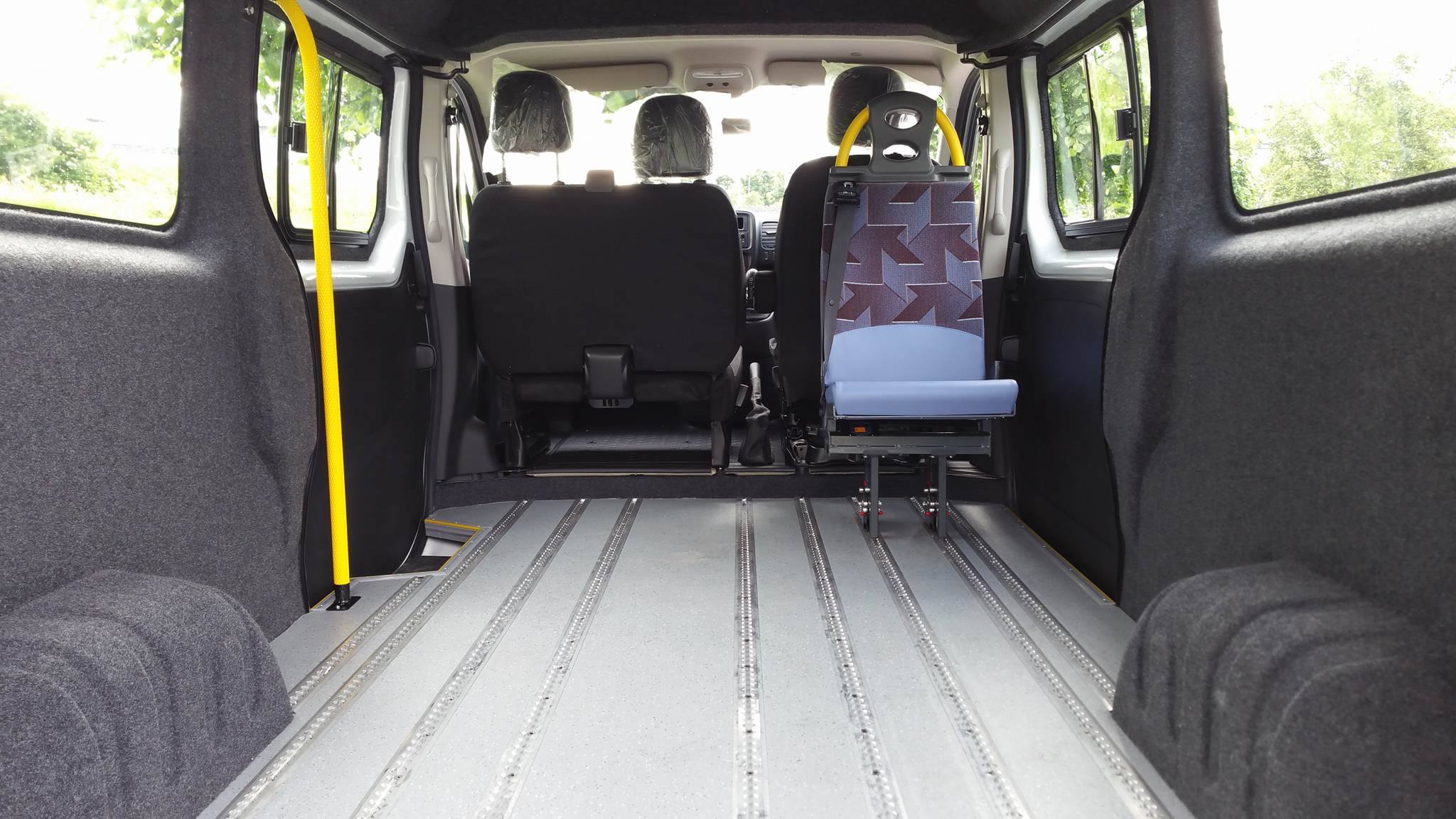 Parfit Mobility Experts For Wheelchair Cars In Ireland Ccessi